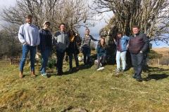 scotland outreach team